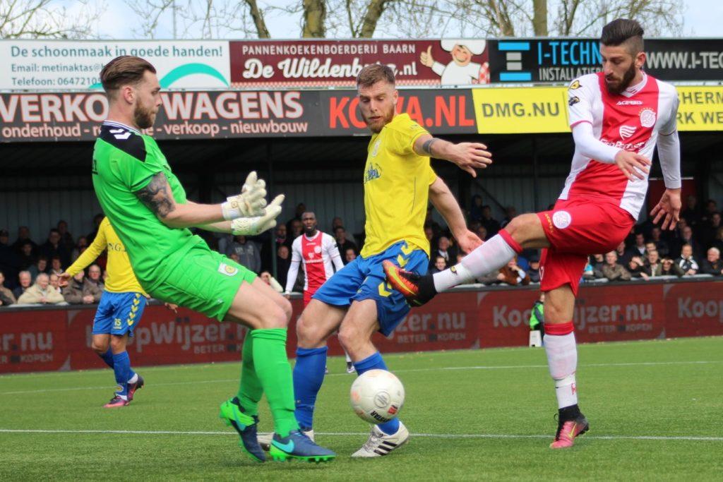 Brian van der Werff FC Lisse IJsselmeervogels
