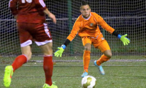 Stan Bijl Jong NEC - Almere City