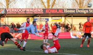 Emmerik van Raymon IJsselmeervogels NEC AFC