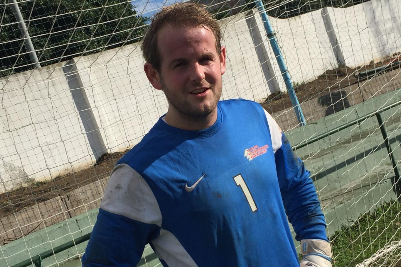 Marco Olthuis Sportclub Silvolde Malaga Excelsior Maassluis