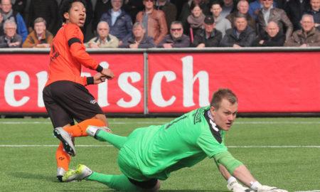 Atam Koroglu VV Katwijk Mark de Vries FC Lisse
