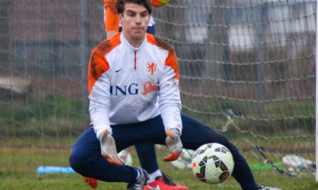 Maarten Paes NEC / FC Oss A1