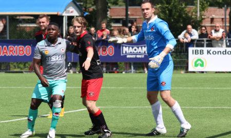 Michael de Leeuw ARC Excelsior Rotterdam ONEkeeper