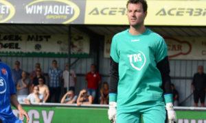 FC Rijnvogels FC Lisse Peter Messemaker