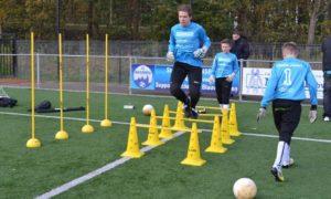 FC Hoensbroek Keepersschool Hoensbroek Marcel Gyenes