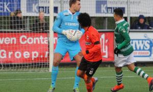 Bryan Janssen Mark de Vries VV Katwijk Jong Sparta Rotterdam Aad de Winter