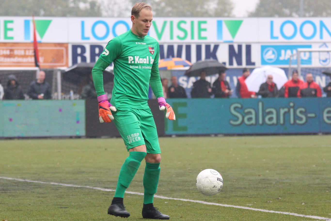 Niels Kornelis De Treffers Jan Schimmel FC Lienden Tweede Divisie