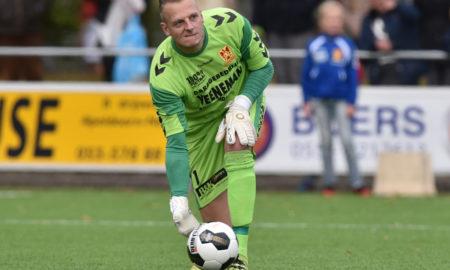 Patrick Jansen CSV Apeldoorn AGOVV Vitesse Jong