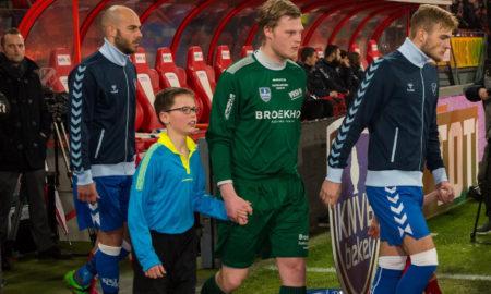 Ruben Valk Ronald van der Meer VVSB KNVB Beker FC Volendam 2016-2017