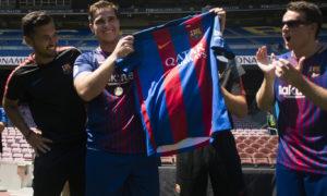 Matthew Lentink Keeper VV Kloetinge FC Barcelona KlasseKeepers