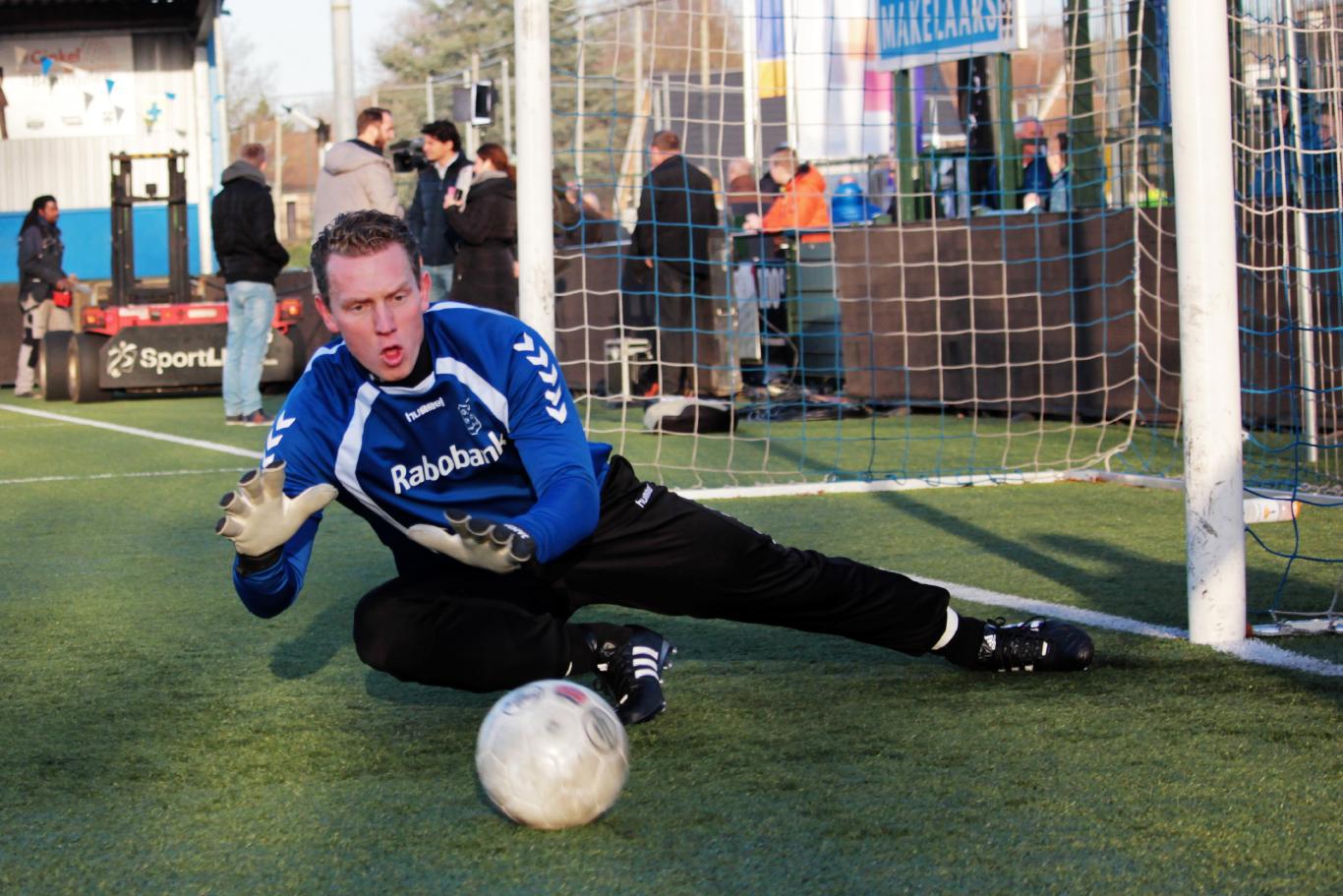 Johan Jansen GVVV Dick Gijsbertsen