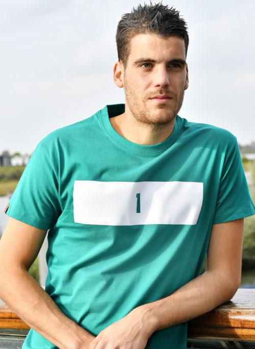 T-Shirt KLSSKPRS Jersey / Green