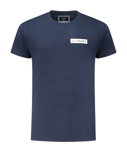 T-Shirt KLSSKPRS Label / Navy