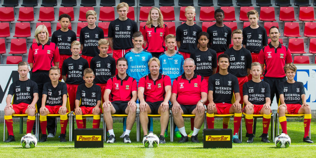 GO AHEAD EAGLES ONDER 15 2017/2018