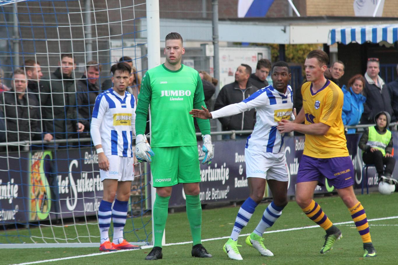 Lienden FC VVSB Jan Schimmel Ruben Valk