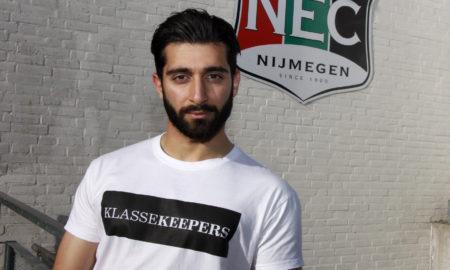 SC NEC ARIA HASHEMI KlasseKeepers
