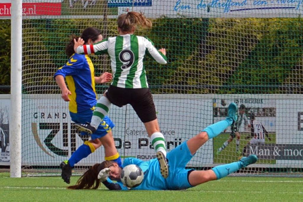 Frederique Beens SC Genemuiden