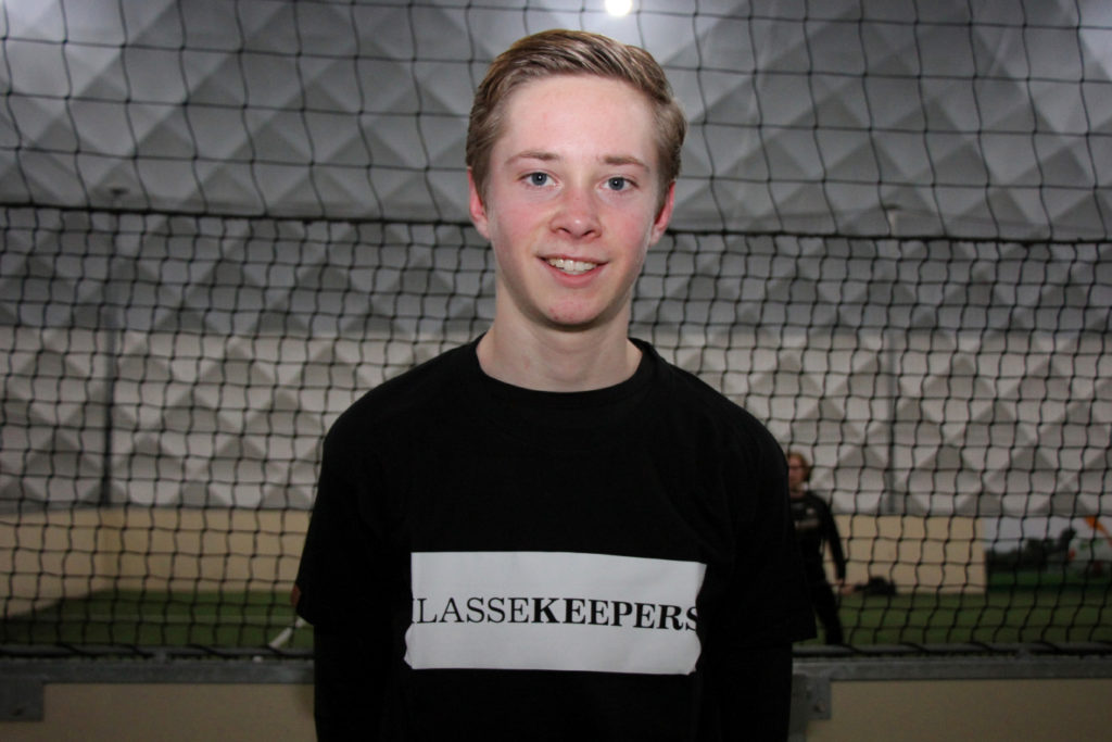 Jasper de Visser Berkum KlasseKeepers