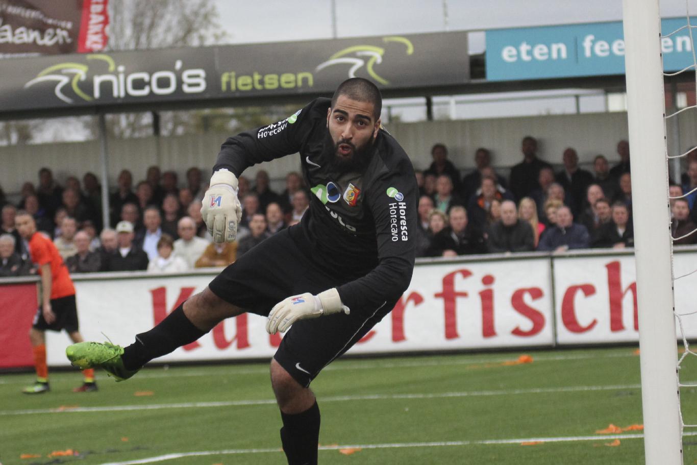 Mustafa Amezrine Noordwijk De Graafschap GVVV Spijkenisse