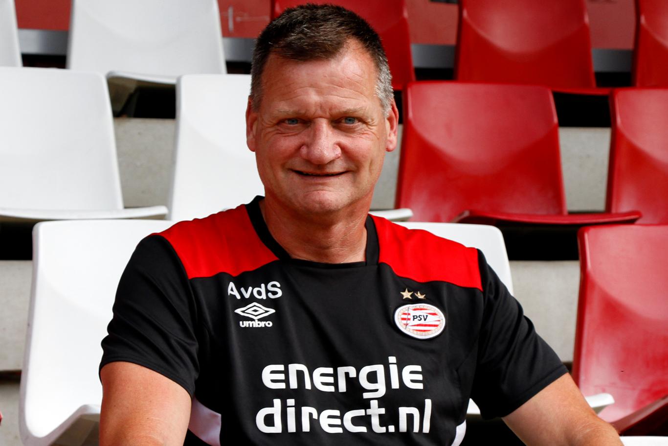 Albert Vd Sleen PSV