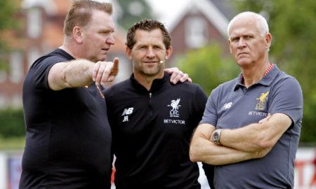 'The Liverpool FC Way' keeperstraining bij VV De Meern John Achterberg