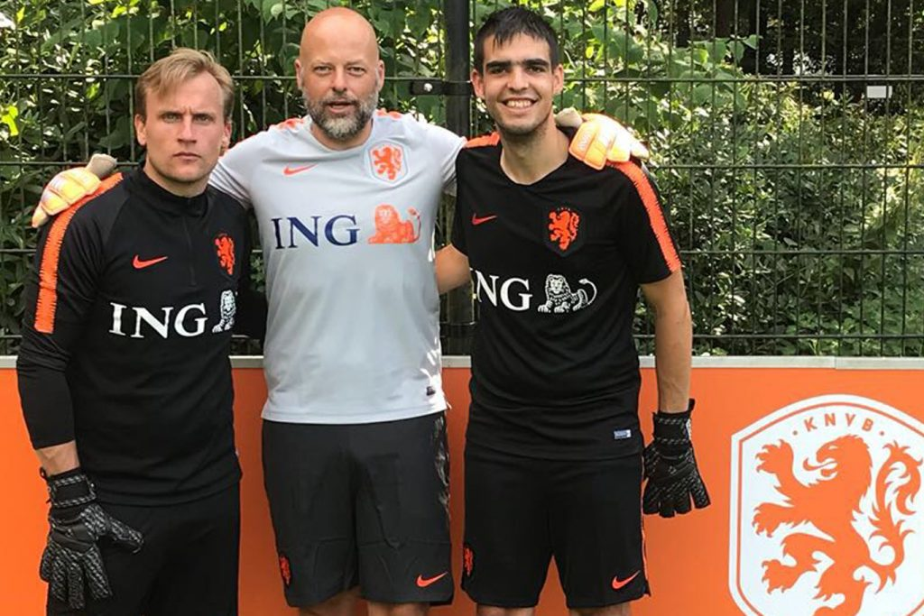 CP KEEPERS MET BJORN VAN HAAREN-FOTO GUY STEENWEG TEAMMANAGER-1366-911