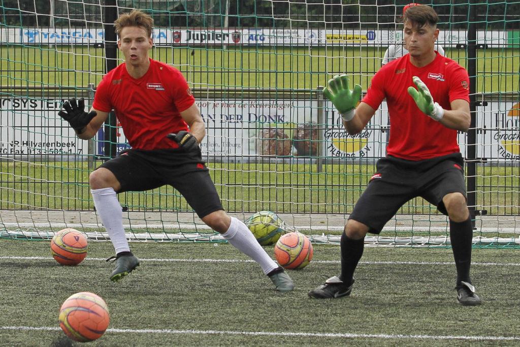 Luuk Teurlinx  VV Helvoirt, RKSV Nemelaer, RKC Waalwijk, FC Den Bosch, Jong Brabant United, SV TEC
