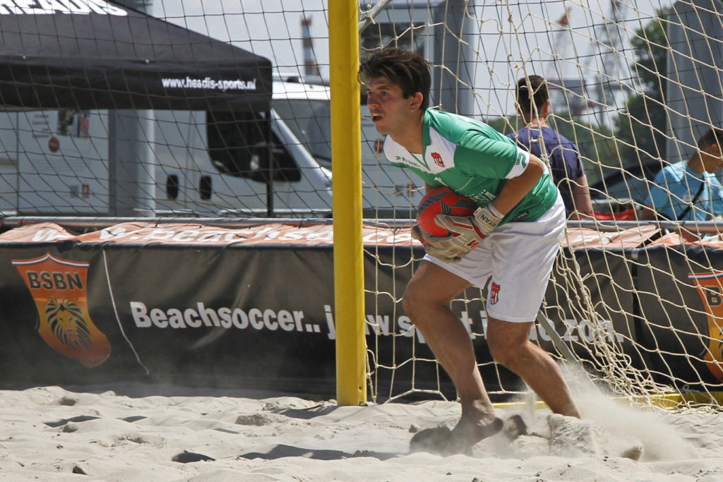 Ryan Lol - Beachsoccer Lansingerland