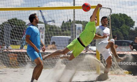 Sjoerd de Graaf - Beach Soccer Zeeland