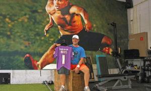 Patric Verhoeven Eastside Performance KlasseKeepers Kelle Roos NEC Nijmegen Doelman Kracht Training
