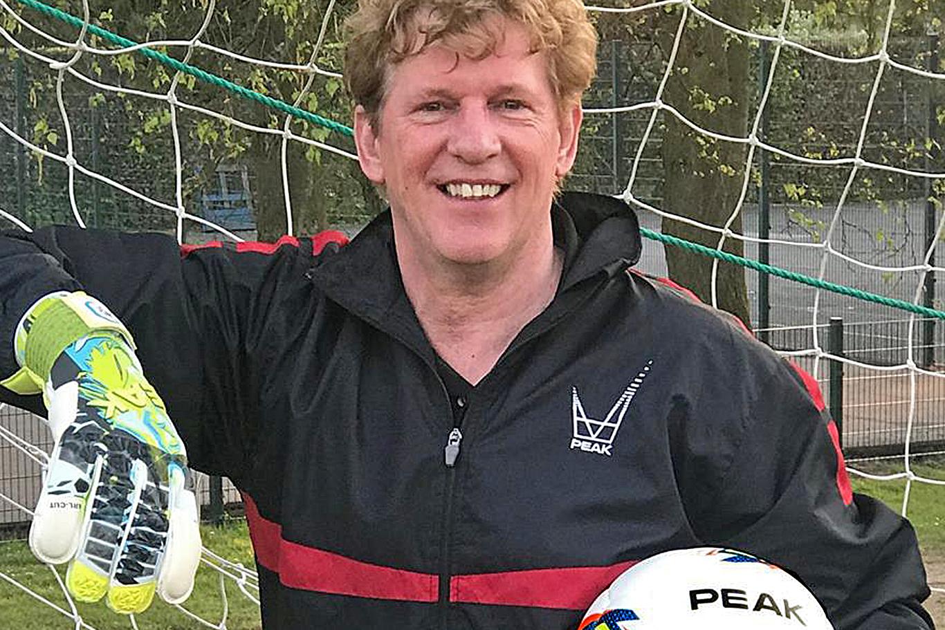 PEAK Goalkeepers Conference KlasseKeepers Maarten Arts