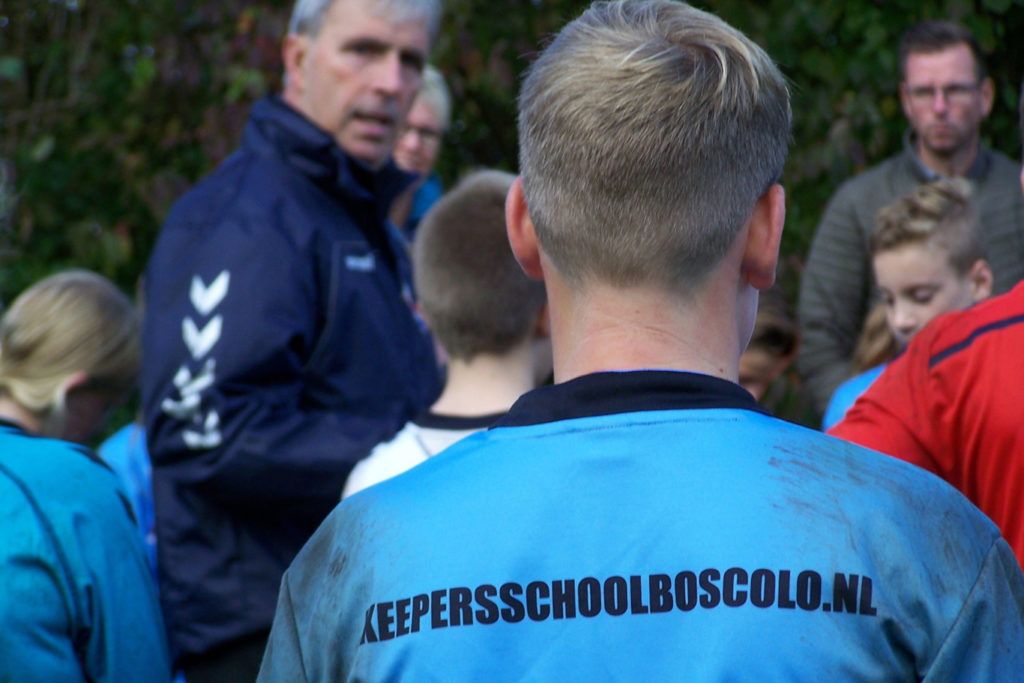 Riccardo Boscolo Keepersschool Boscolo KlasseKeepers