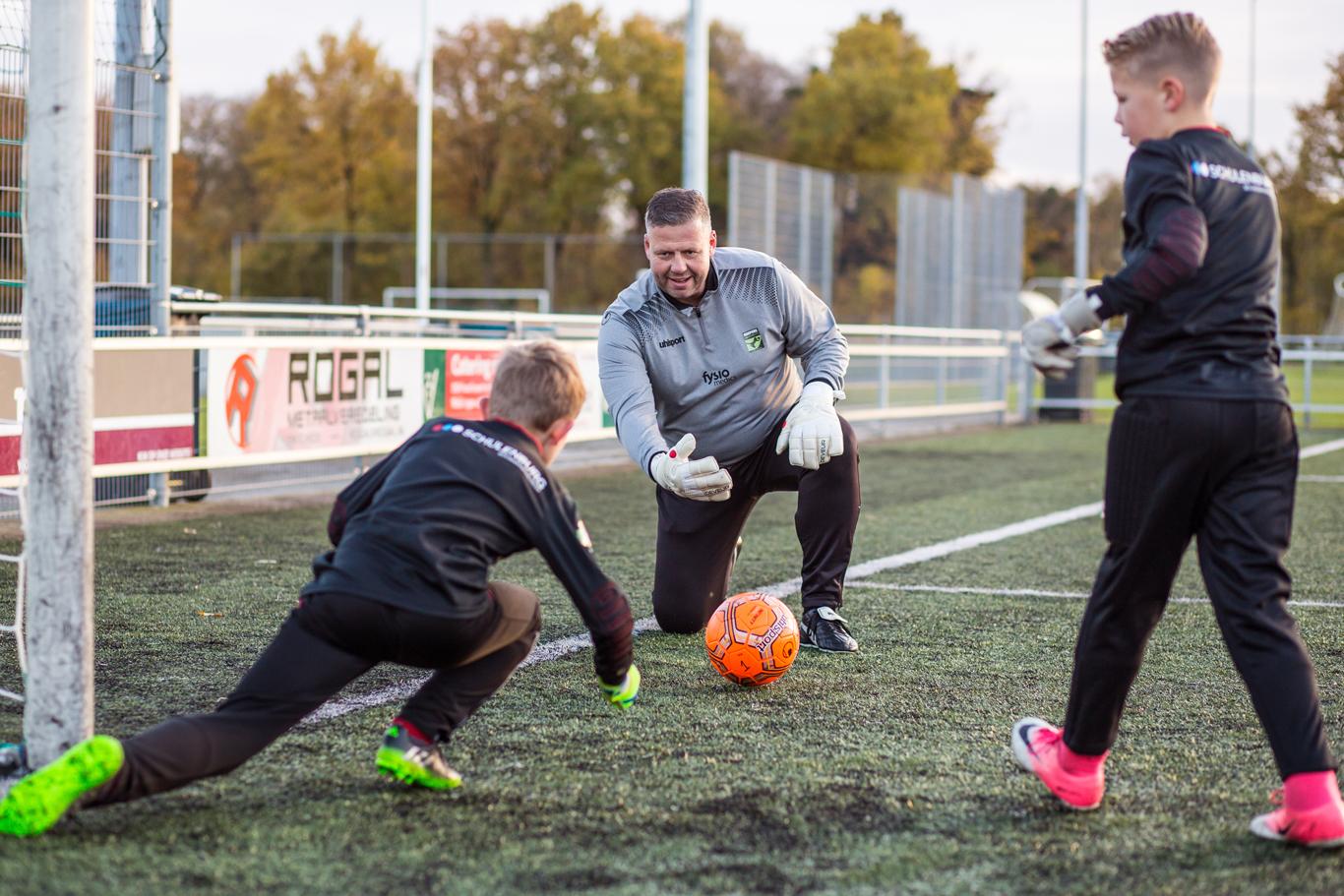 KeepersUniversity Michel Veurink KlasseKeepers
