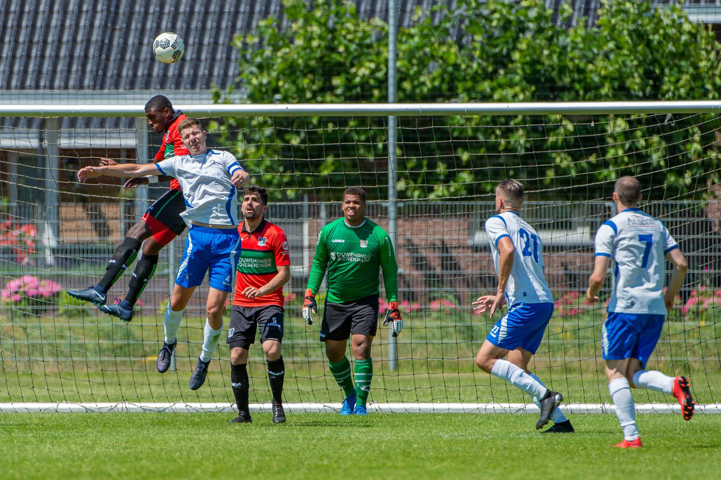 Julian Kootstra SC NEC Nijmegen KlasseKeepers